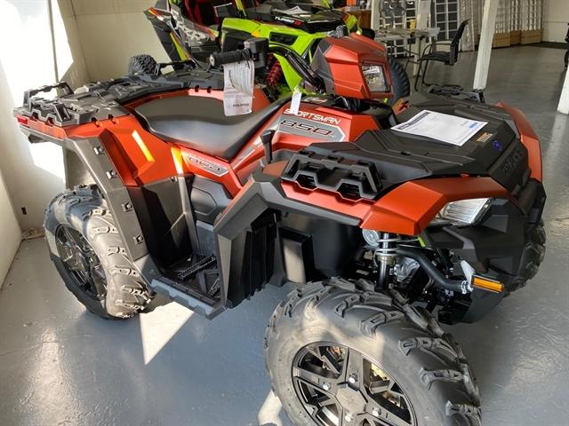 2020 Polaris Sportsman 850 Premium at Cascade Motorsports