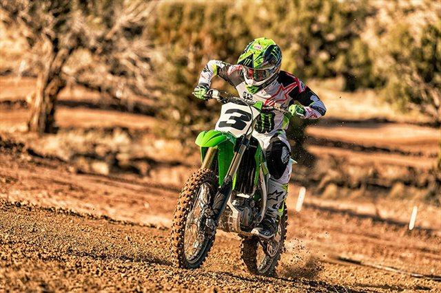 2020 Kawasaki KX 450 at Wild West Motoplex