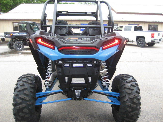 2019 Polaris RZR 1000 XP Sky Blue at Fort Fremont Marine, Fremont, WI 54940
