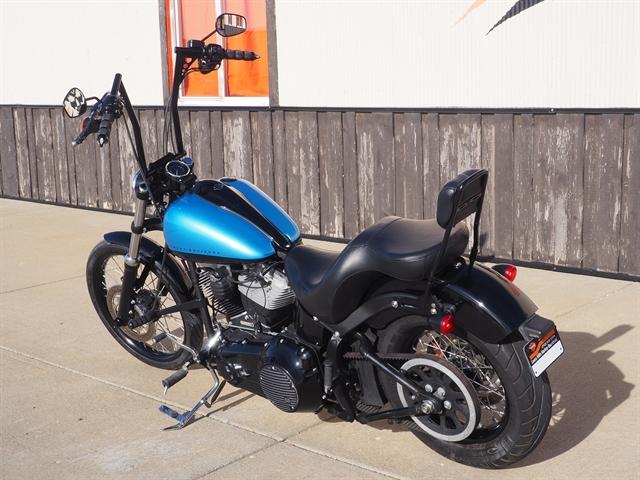 2011 Harley-Davidson Softail Blackline at Loess Hills Harley-Davidson