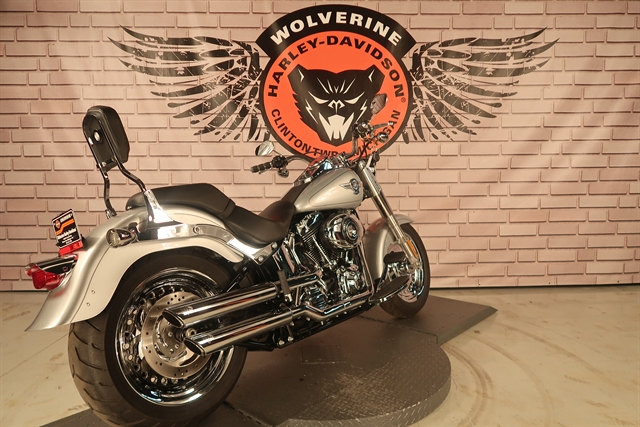 2015 Harley-Davidson Softail Fat Boy at Wolverine Harley-Davidson