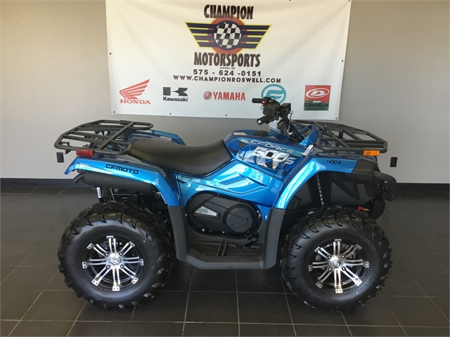 2021 CFMOTO CFORCE CFORCE 500 EPS at Champion Motorsports