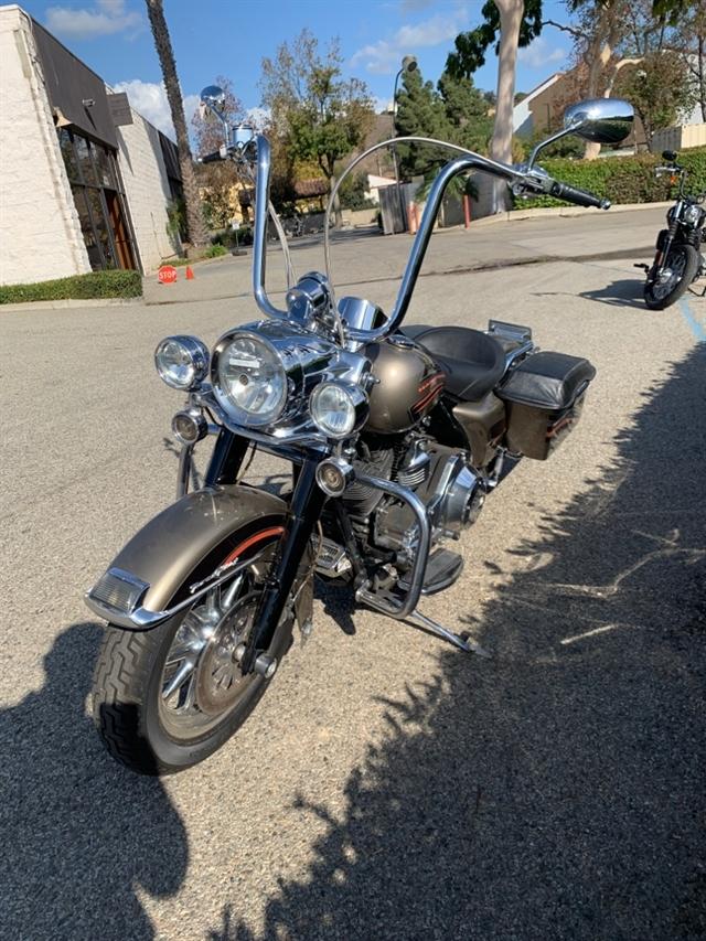 2002 HARLEY FLHR at Ventura Harley-Davidson