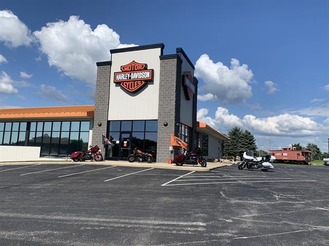 2017 Harley-Davidson Softail Slim at Hot Rod Harley-Davidson