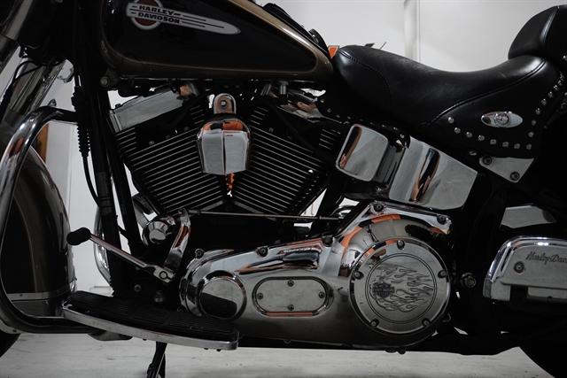 2004 Harley-Davidson Softail Heritage Softail Classic at Suburban Motors Harley-Davidson