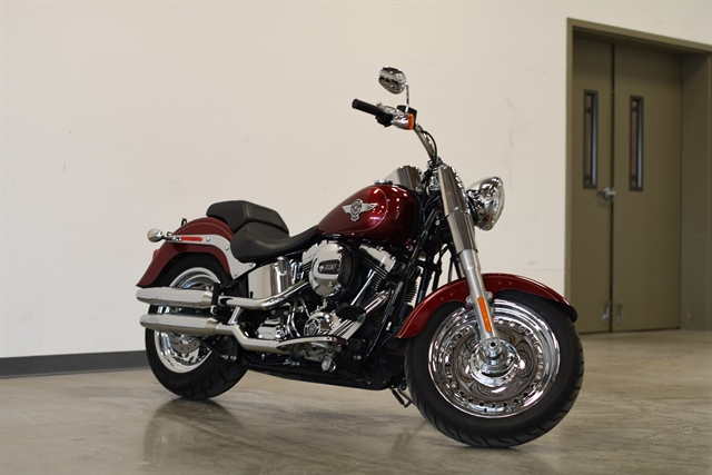 2016 Harley-Davidson Softail Fat Boy at Destination Harley-Davidson®, Tacoma, WA 98424