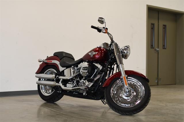 2016 Harley-Davidson Softail Fat Boy at Destination Harley-Davidson®, Tacoma, WA 98424