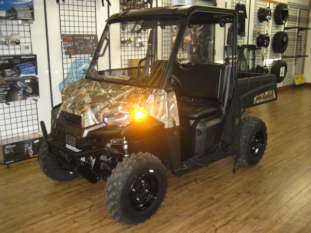 2021 Polaris Ranger 570 PPC-Polaris Pursuit Camo at Fort Fremont Marine