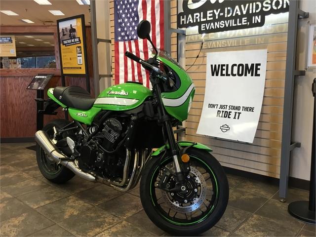2019 Kawasaki Z900RS Cafe at Bud's Harley-Davidson