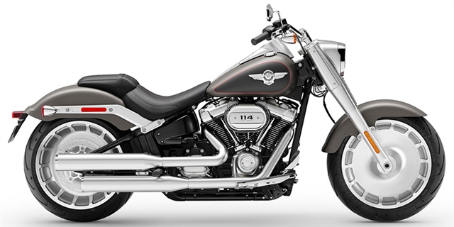 2019 Harley-Davidson Softail Fat Boy 114 at Harley-Davidson of Fort Wayne, Fort Wayne, IN 46804