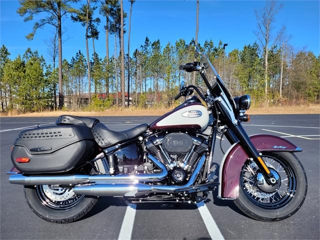 2021 Harley-Davidson Touring FLHCS Heritage Classic 114 at Richmond Harley-Davidson