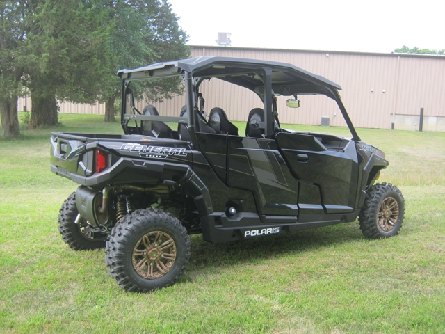 2019 Polaris GENERAL 4 1000 Ride Command Edition at Brenny's Motorcycle Clinic, Bettendorf, IA 52722
