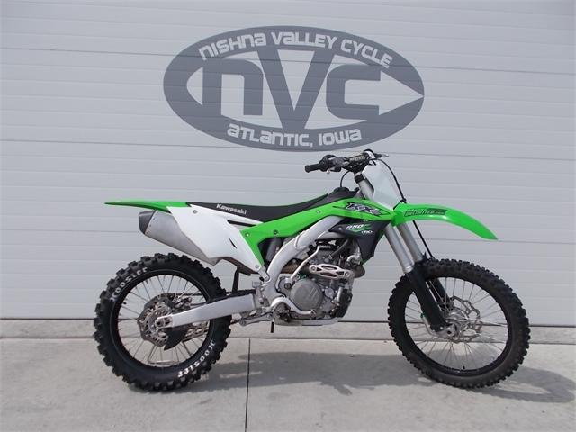2018 Kawasaki KX 450F at Nishna Valley Cycle, Atlantic, IA 50022