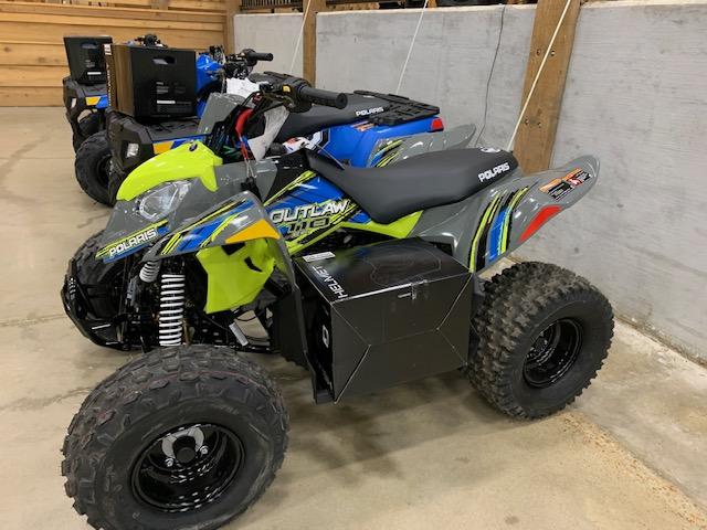 2022 Polaris Outlaw 110 EFI at Got Gear Motorsports