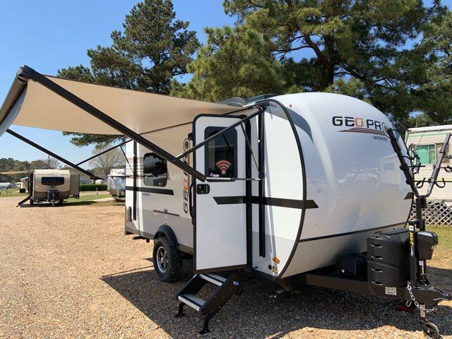 2019 Forest River Rockwood Geo Pro G16THG Toy Hauler at Campers RV Center, Shreveport, LA 71129