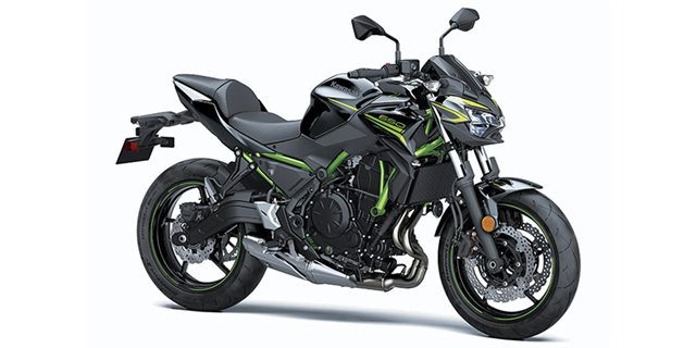 2020 Kawasaki Z650 Base at Wild West Motoplex