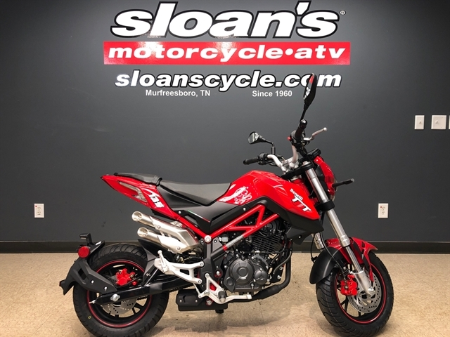 2020 Benelli TNT 135 at Sloans Motorcycle ATV, Murfreesboro, TN, 37129