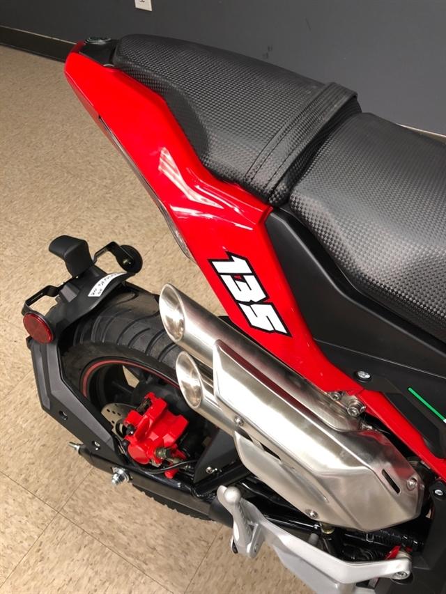 2020 Benelli TNT135 TNT135 at Sloans Motorcycle ATV, Murfreesboro, TN, 37129