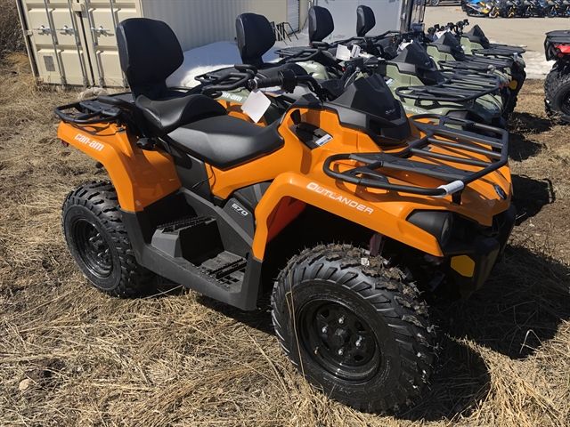 2020 Can-Am Outlander MAX DPS 570 | Power World Sports