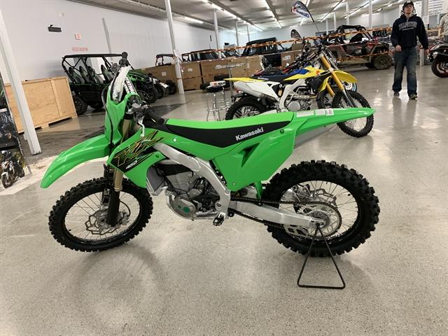2020 Kawasaki KX 450 at Columbia Powersports Supercenter