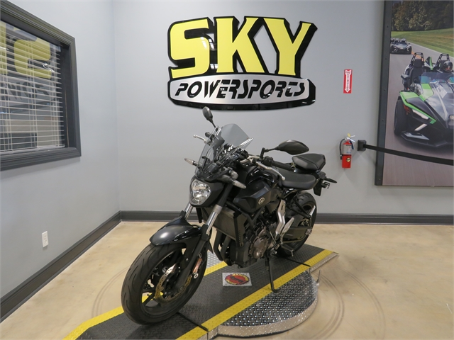 2016 Yamaha FZ 07 at Sky Powersports Port Richey