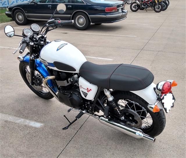 2015 Triumph Bonneville T214 Special Edition at Eurosport Cycle