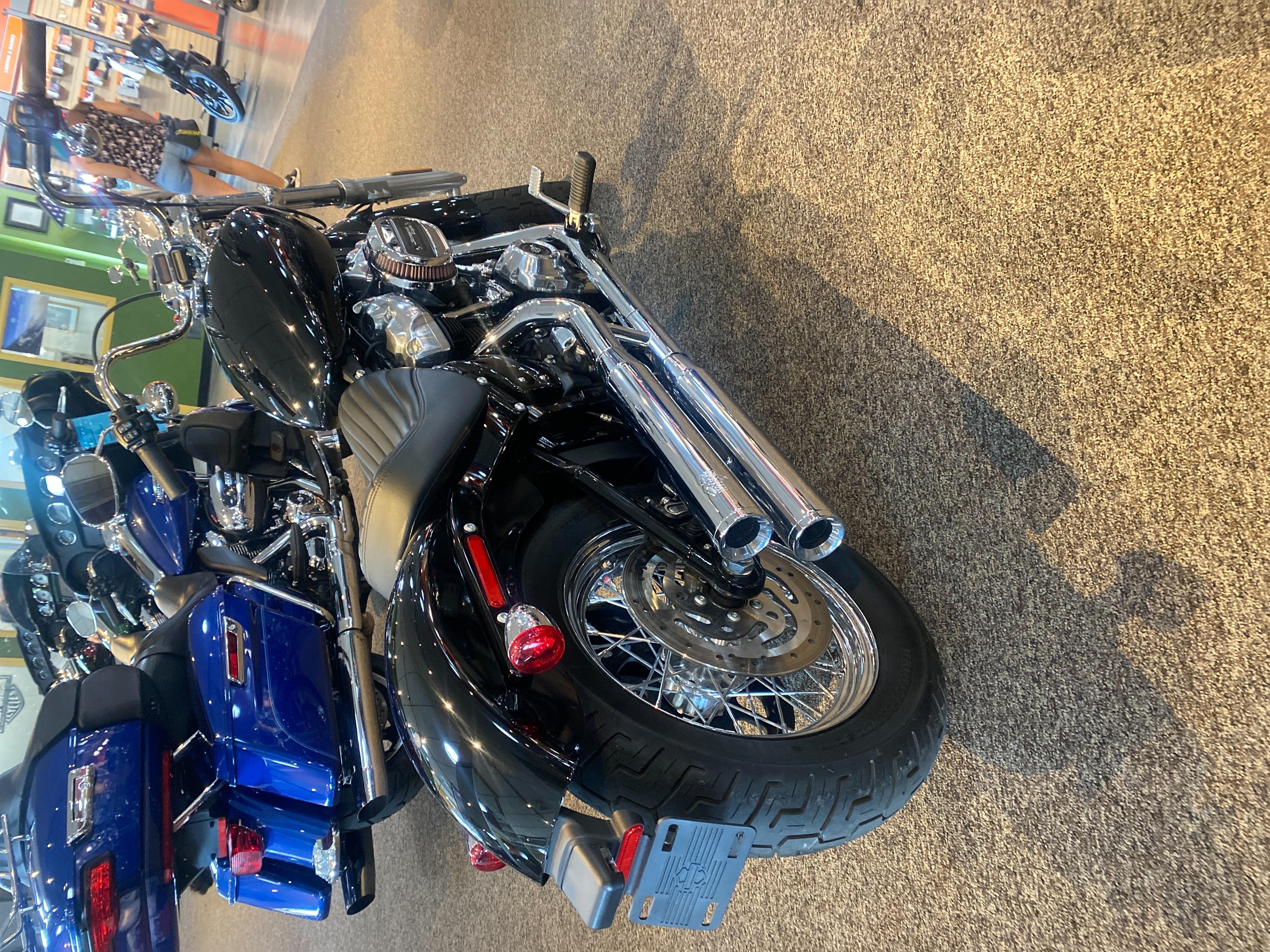 2020 Harley-Davidson Softail Standard at Outpost Harley-Davidson