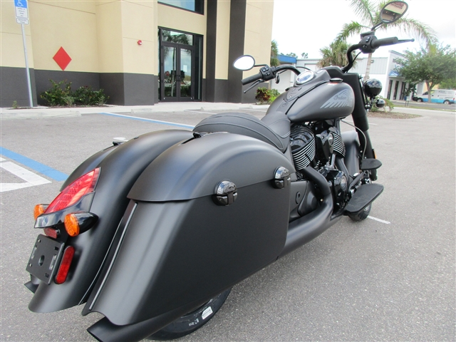 2019 Indian Springfield Dark Horse at Stu's Motorcycles, Fort Myers, FL 33912