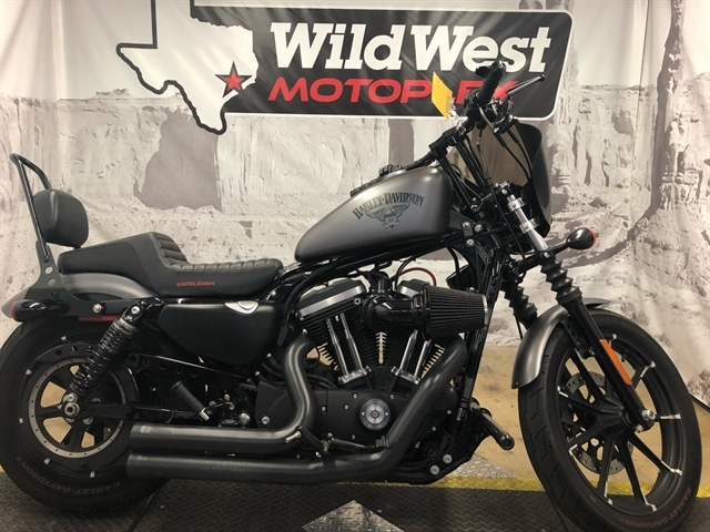2017 Harley-Davidson Sportster Iron 883 at Wild West Motoplex
