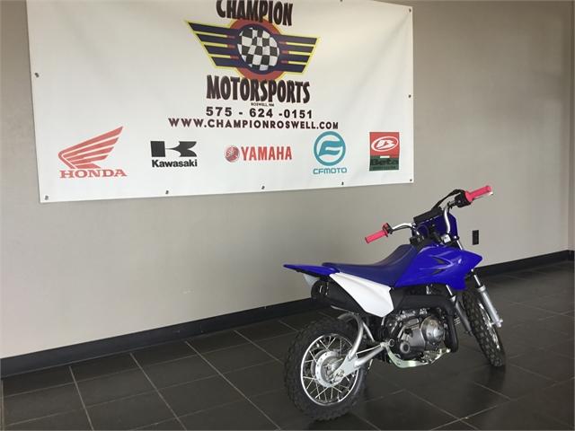 2018 Yamaha TT-R 50E at Champion Motorsports