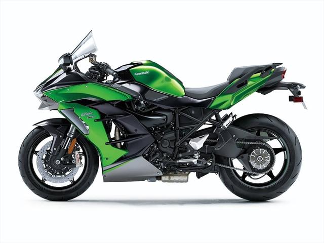 2020 Kawasaki Ninja H2 SX SE+ at Lynnwood Motoplex, Lynnwood, WA 98037