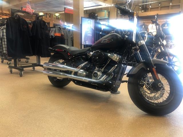 2021 Harley-Davidson Cruiser FLSL Softail Slim at Palm Springs Harley-Davidson®