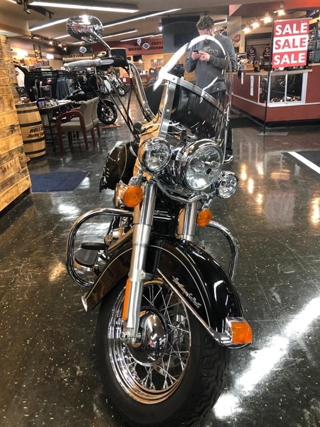 2015 Harley-Davidson Softail Heritage Softail Classic at Holeshot Harley-Davidson