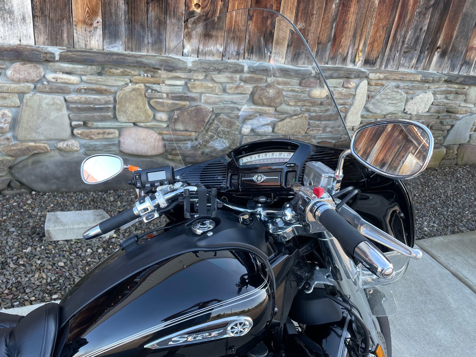 2012 Yamaha Royal Star Venture S at Arkport Cycles