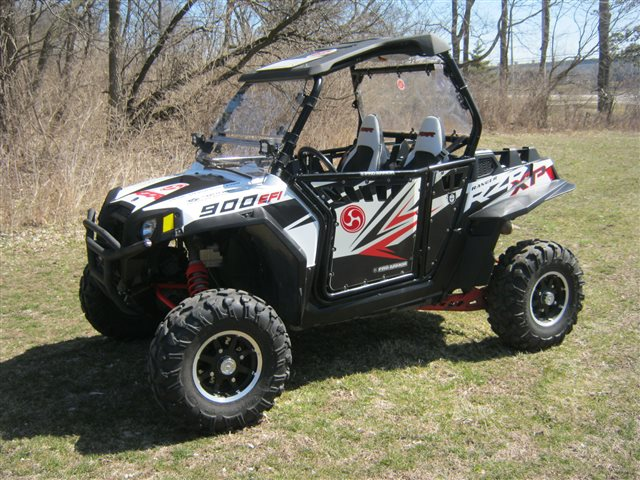 2011 Polaris RZR900 XP LE at Brenny's Motorcycle Clinic, Bettendorf, IA 52722