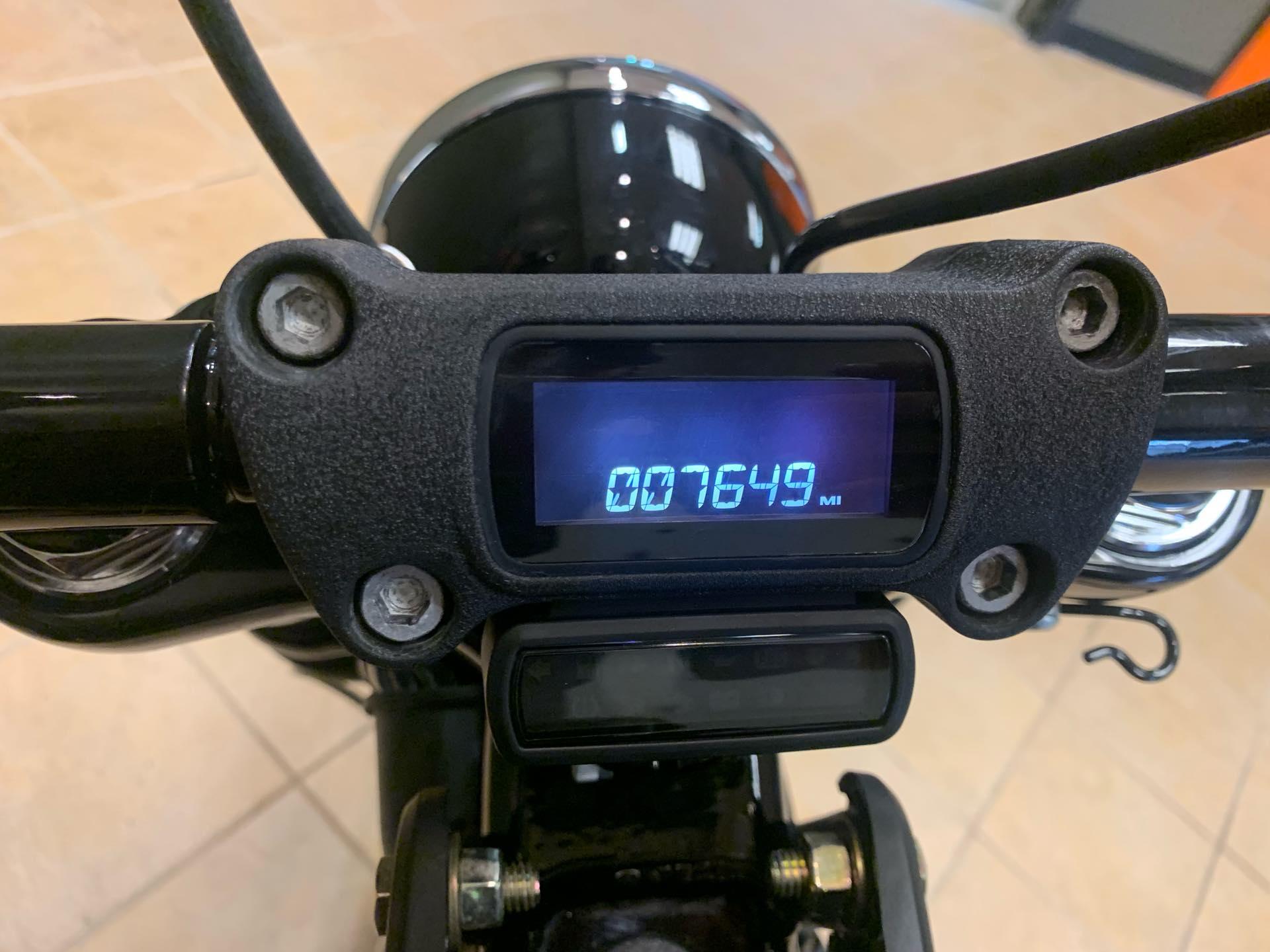 2019 Harley-Davidson Softail Street Bob at Loess Hills Harley-Davidson