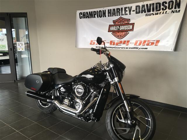 2018 Harley-Davidson Softail Sport Glide at Champion Harley-Davidson®, Roswell, NM 88201