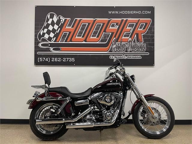 2014 Harley-Davidson Dyna Super Glide Custom at Hoosier Harley-Davidson
