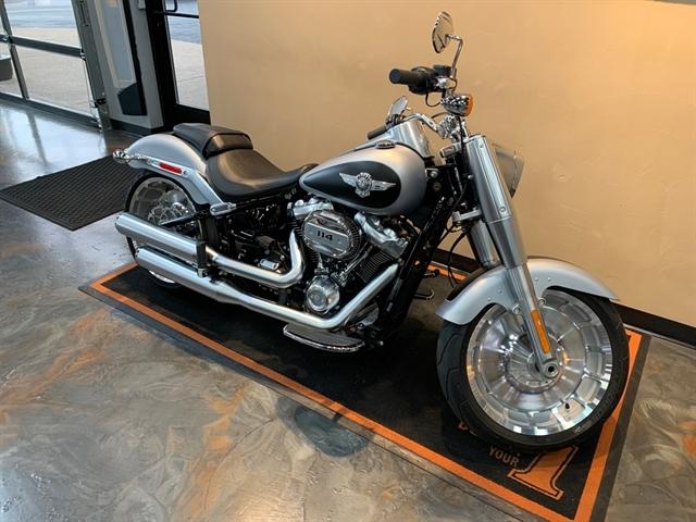 2020 Harley-Davidson Softail Fat Boy 114 at Vandervest Harley-Davidson, Green Bay, WI 54303