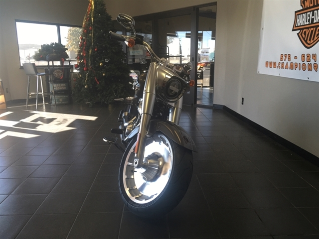2020 Harley-Davidson Softail Fat Boy 114 at Champion Harley-Davidson