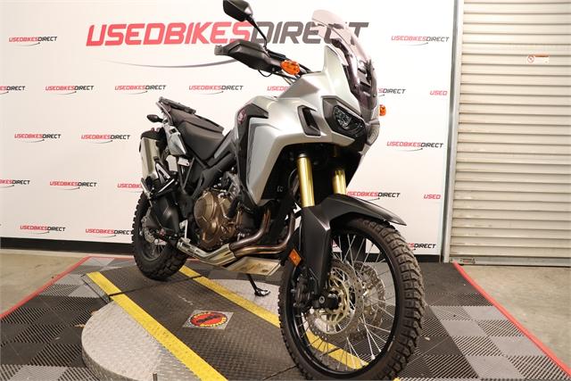 2016 Honda Africa Twin Base at Used Bikes Direct
