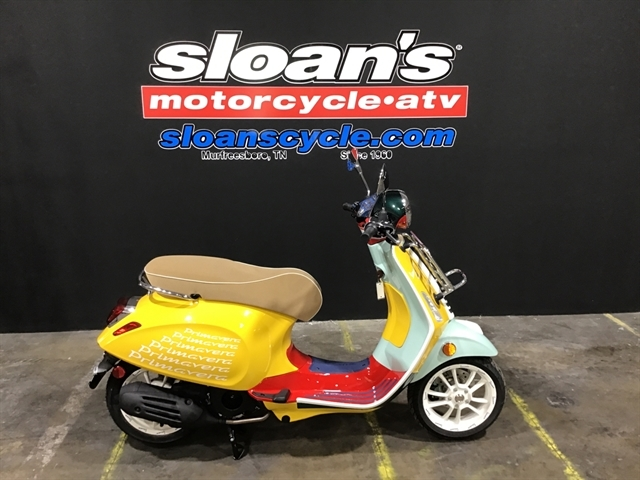 2021 Vespa PRIMAVERA 150 SEAN WOTHERSPOON PRIMAVERA 150 SEAN WOTHERSPOON at Sloans Motorcycle ATV, Murfreesboro, TN, 37129