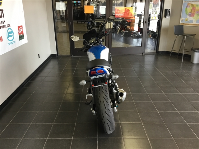 2018 Suzuki SV 650 at Champion Motorsports