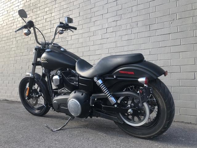 2017 Harley-Davidson Dyna Street Bob at Cannonball Harley-Davidson®