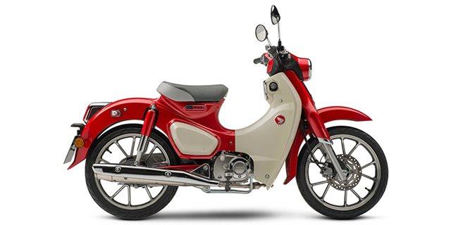 2021 Honda Super Cub C125 ABS at Wild West Motoplex