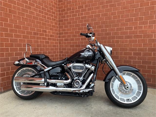 2021 Harley-Davidson Cruiser Fat Boy 114 at Arsenal Harley-Davidson
