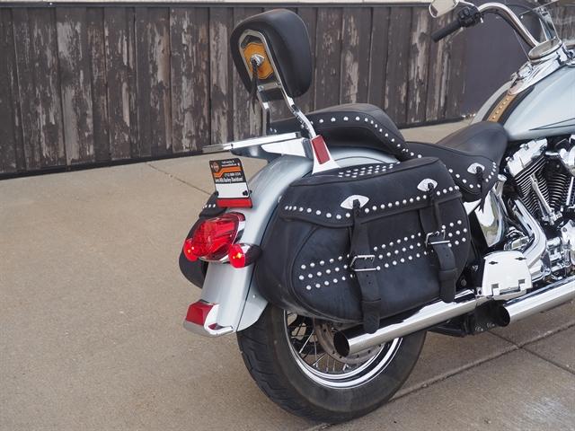 2010 Harley-Davidson Softail Heritage Softail Classic at Loess Hills Harley-Davidson