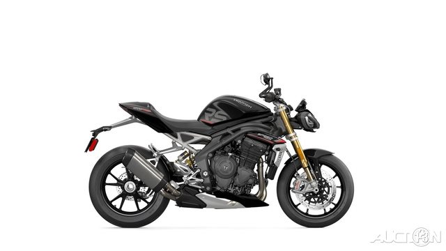 2022 Triumph Speed Triple 1200 RS at Eurosport Cycle