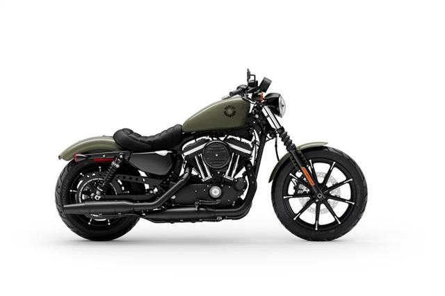 2021 Harley-Davidson Street XL 883N Iron 883 at South East Harley-Davidson