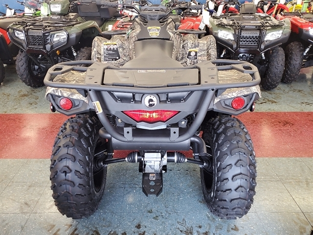 2019 CAN-AM ATV OUTLANDER DPS 450EFI BC 19 at Thornton's Motorcycle - Versailles, IN